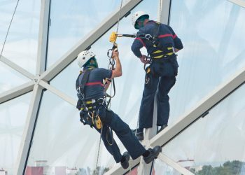 Охрана труда на высоте